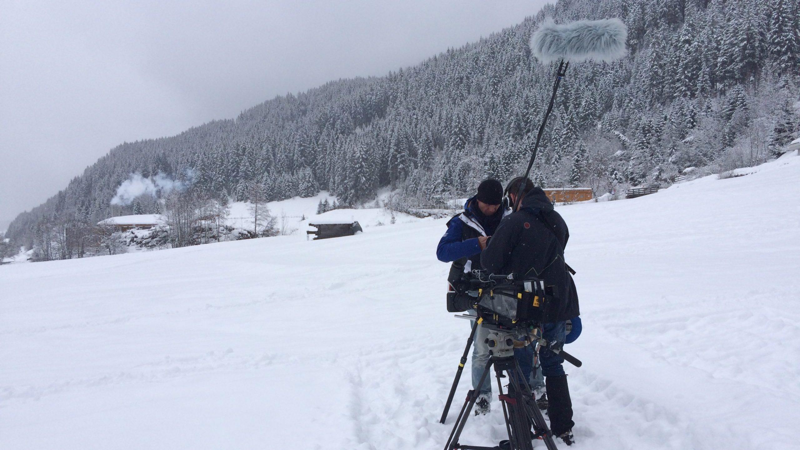 Dreharbeiten ARD - Südtirol - AltenburgerFilm